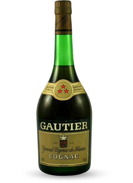 gautier grand cognac de france cognac spirits