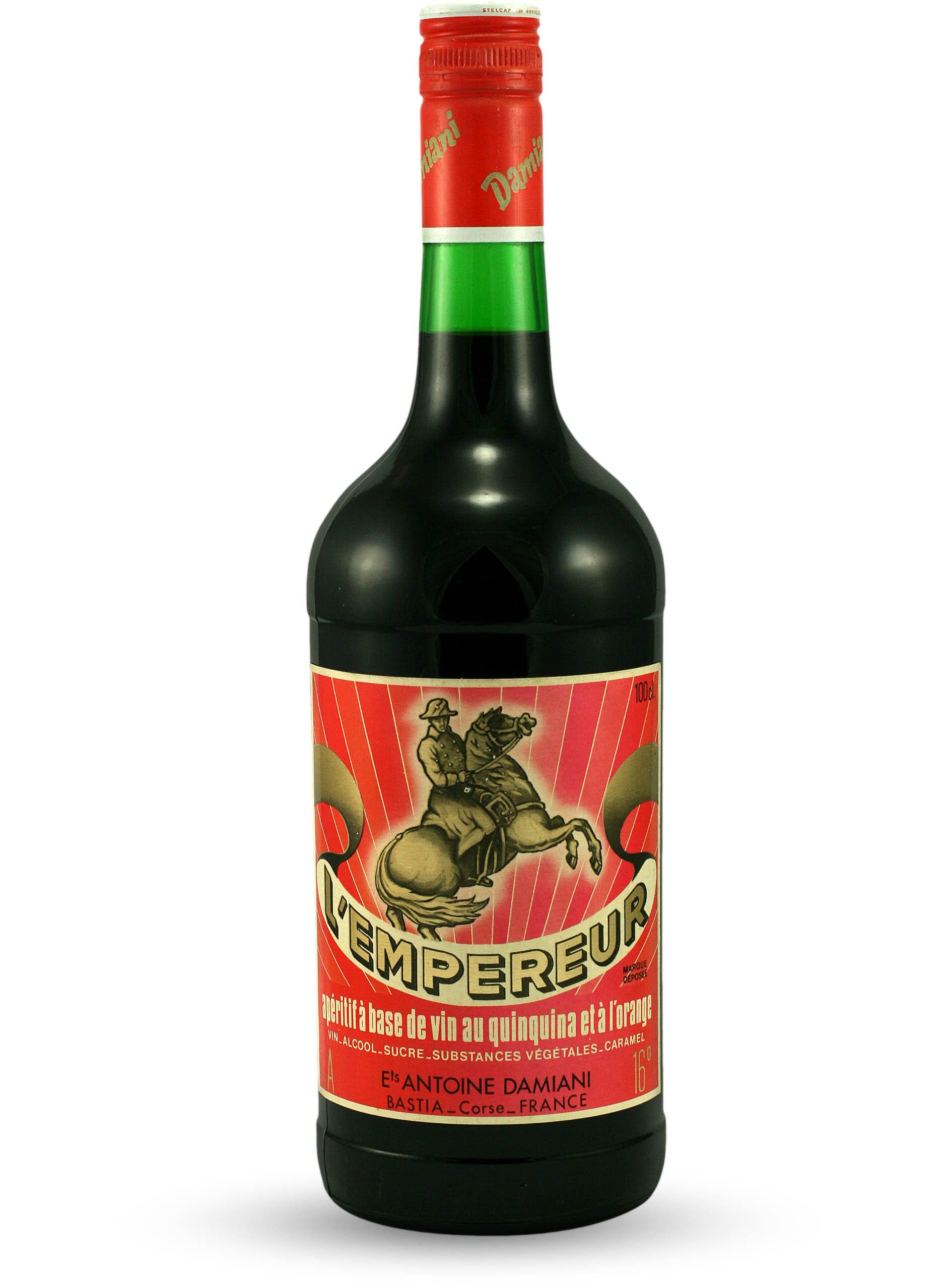 l 39 empereur aperitif a base de vin au quinquina et a l