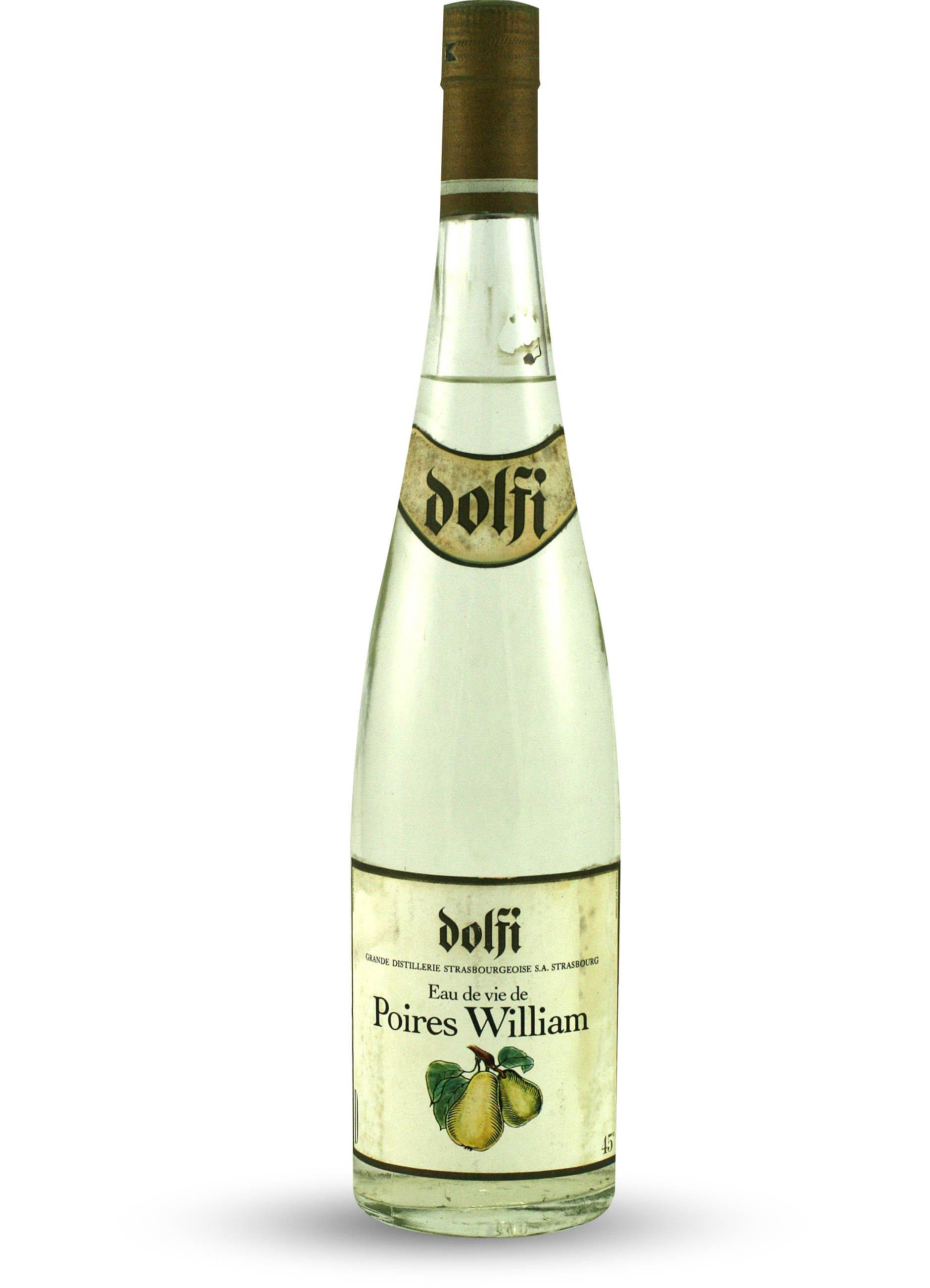 dolfi poires william eau de vie spirits collection exposition universelle des vins et. Black Bedroom Furniture Sets. Home Design Ideas